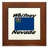 Whitney Nevada Framed Tile