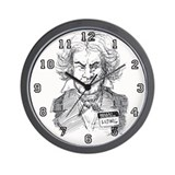 Hello, my name is Ludwig Wall Clock