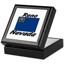 Reno Nevada Keepsake Box