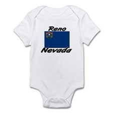 Reno Nevada Infant Bodysuit