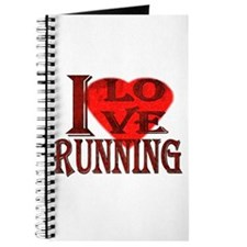 i love running Journal