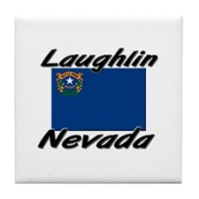 Laughlin Nevada Tile Coaster