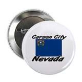 Carson City Nevada Button