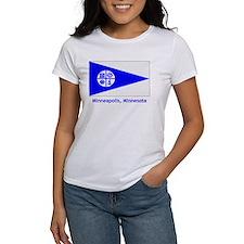 Minneapolis MN Flag Tee