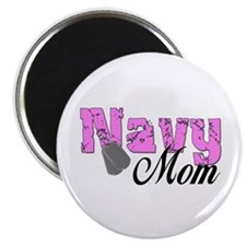 Navy Mom Magnet