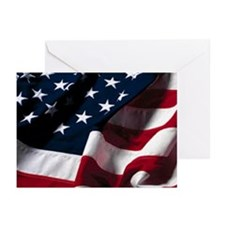 OUR FLAG Greeting Cards (Pk of 20)