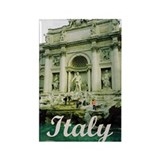 Italy Magnet - Trevi Fountain