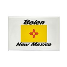 Belen New Mexico Rectangle Magnet