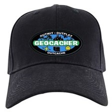 Geocacher Baseball Hat