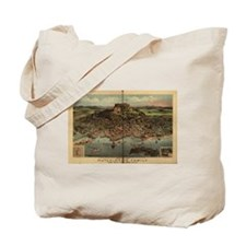 High Rock, Lynn, MA Tote Bag
