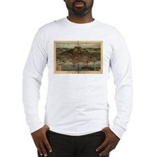 High Rock, Lynn, MA Long Sleeve T-Shirt
