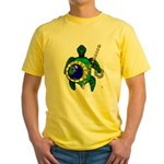 Eco-Warrior Yellow T-Shirt