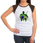 Eco-Warrior Women's Cap Sleeve T-Shirt