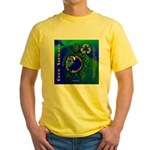 EcoWarrior-Wear Yellow T-Shirt