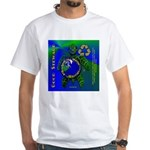EcoWarrior-Wear White T-Shirt