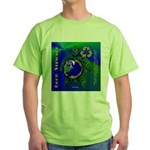 EcoWarrior-Wear Green T-Shirt