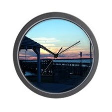 New Jersey Clock - Sunset