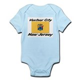 Ventnor City New Jersey Infant Bodysuit