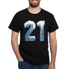 21 Snowcap T-Shirt