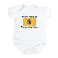 Twin Rivers New Jersey Infant Bodysuit