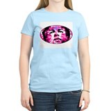 Heater women's Pink T-Shirt