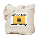 Spring Lake New Jersey Tote Bag