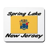 Spring Lake New Jersey Mousepad