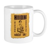 Houdini Handcuff King Coffee Mug