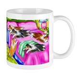 Sheltie Pink Comfort Mug