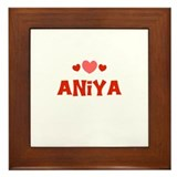 Aniya Framed Tile