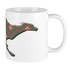 Greyhound Single Runner Mug/Navajo