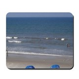 Daytona Beach Surf Mousepad
