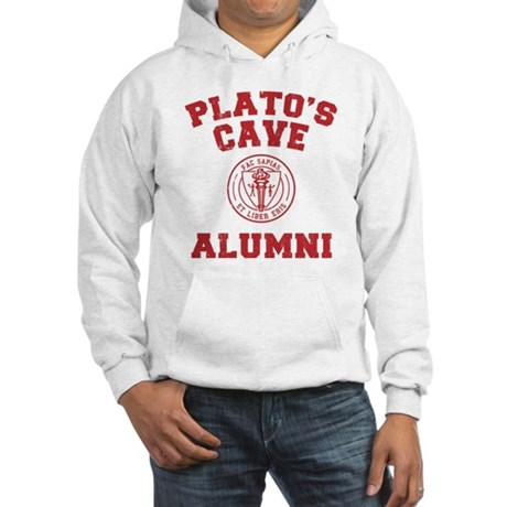 Plato Hooded Sweatshirt