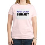 Worlds Greatest GUITARIST T-Shirt