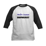 Worlds Greatest GRAPHOLOGIST Tee