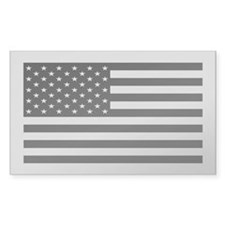 Subdued US Flag Tactical Decal