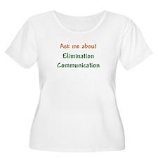 Ask Me About Elimination Communication T-Shirt