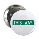 "This Way, Lake Jackson (TX) 2.25"" Button (100 pack"
