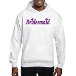 Bridesmaid Simply Love Hooded Sweatshirt