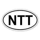 Natchez Trace Trail (NTT) Euro-style Decal