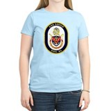 USS Shoup DDG 86 T-Shirt