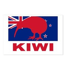 Kiwi Postcards (Package of 8)
