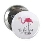 Pink Plastic Flamingo 2.25
