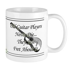 Old Guitar Players Mug