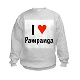 I love Pampanga Sweatshirt