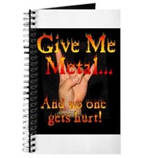 Give Me Metal! Journal