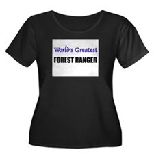 Worlds Greatest FOREST RANGER T