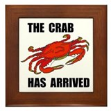 CRAB Framed Tile