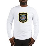 Newark Police Long Sleeve T-Shirt