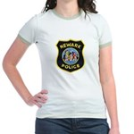 Newark Police Jr. Ringer T-Shirt
